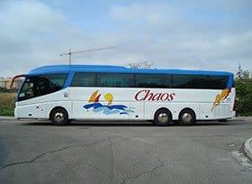 Autocares Chaos - Encuentre el mejor transporte para sus trabajadores con nosotros