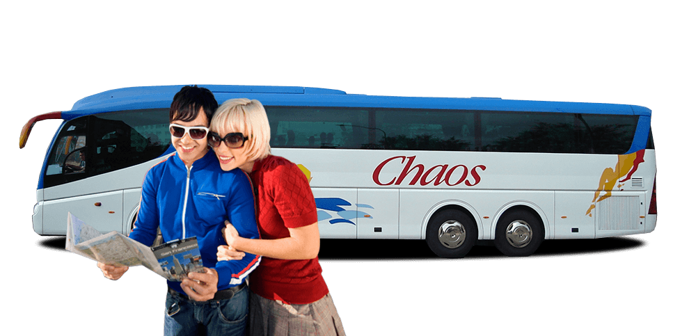Autocares para rutas turísticas